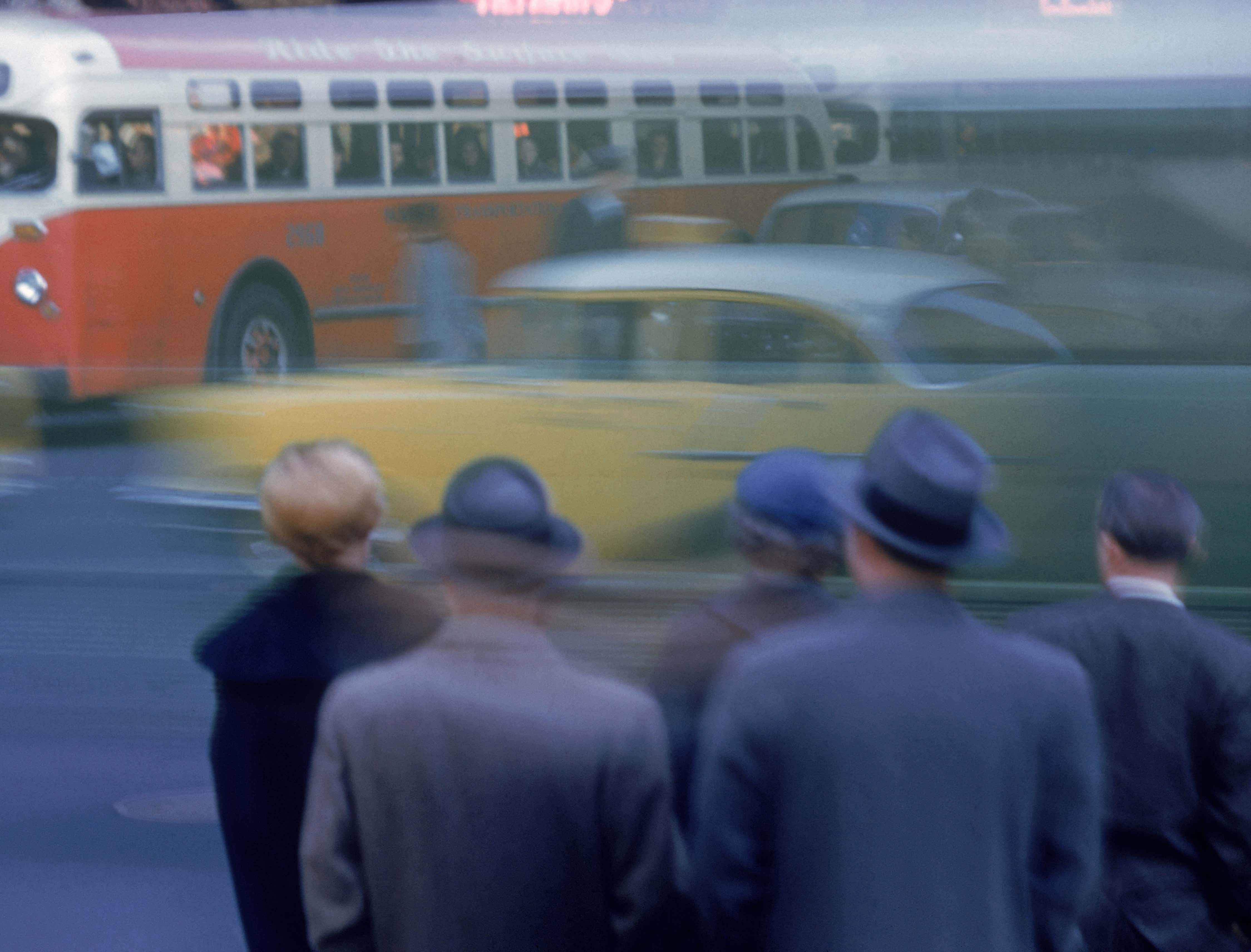 Ernst Haas in Color