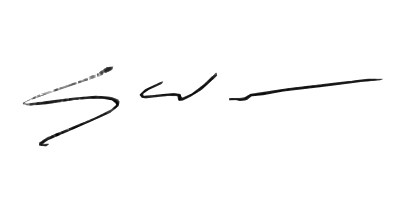 Craig Peters signature